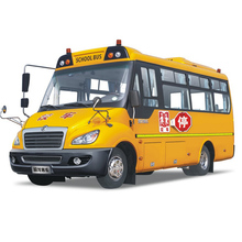 Dongfeng Brand New Luxury Mini School Bus For Sale