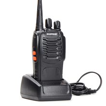 Baofeng BF-888S 400-470MHZ 16CH 5W PC Program 50 CTCSS and 210 DCS Codes Portable Professional Two Way Radio