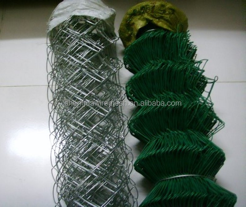 hot sale chain link fencing series form shengda anping