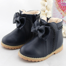 D24287Q 2014 the new winter girls fashion sweet princess shoes nice boots