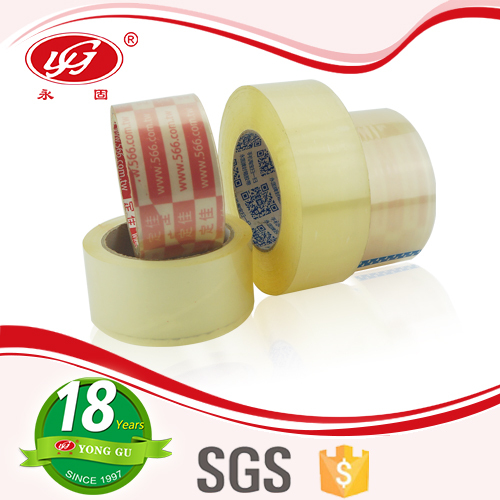 SUPER CLEAR BOPP Adhesive Packing Tape