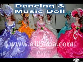 Music & Dancing Doll
