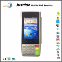 Cheap Programmable touch screen sim card pos system with rechargeable battery for restaurant