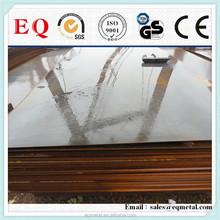 Refrigerators Galvanized Low Alloy hot rolled/Q235 Q245 steel plate