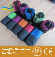 [Liangjie]most popular Microfiber promotional sporting towel wholesale china suppliers