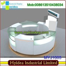 Professional manufacture custom shopping mall jewelry display