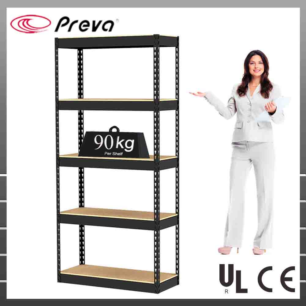 72'' Freestanding Rack Shelving Starter Kits Storeroom Use with Chipboard <strong>Shelfs</strong>