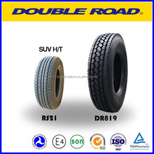 Wholesale Cheap Chinese Tires Brands All Sizes New Regroovable Truck Tire / Car Tyre With Full Certificates