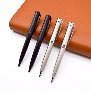 Customized metal detectable pens for gift le tian pen