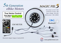 New Arrival, Magic Pie5/Smart pie5 electric bicycle conversion kit , electric bike hub motor