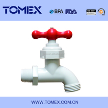 2016 China supplier faucet mixers hot and cold water taps plastic water tap with cheap price