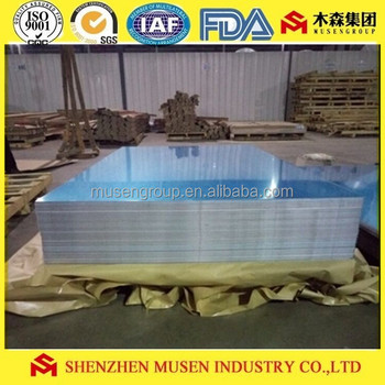 Hot sell Chinese manufacturer 5xxx aluminium sheet price per kg