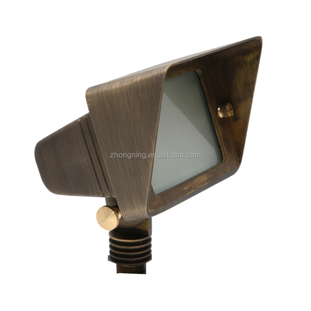 50w led flood light pull down light parts