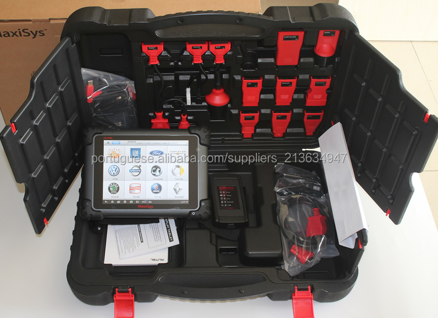 auto diagnostic scanner Autel Maxisy Pro can for all cars now is low price selling made in China--Jack