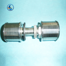 Top Quality Stainless Steel Water Well Screen/Water And Gas Filter Strainer Nozzle