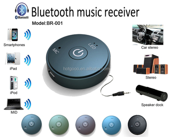 Langder 2016 Produce Bluetooth Audio Receiver Adapter For Speaker