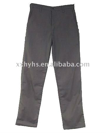 Fire Retardant Trousers for Welding Workers