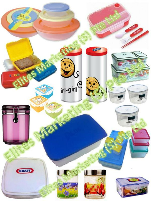 Household Storage Containers