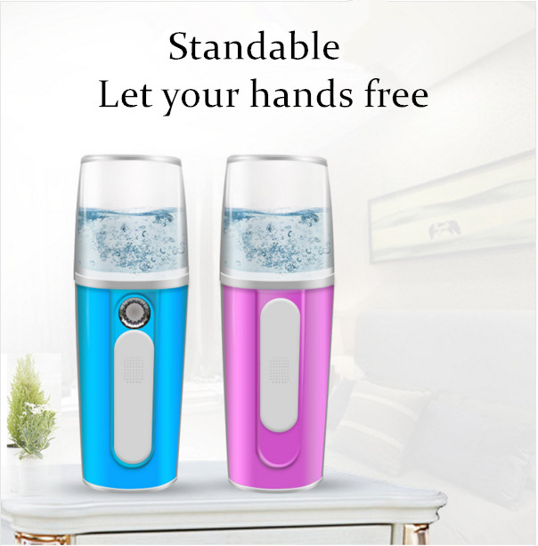 Hot Sale Rechargeable Nano Facial Mist Sprayer For Personal Beauty