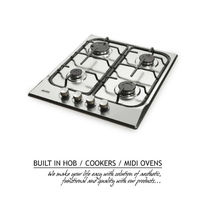 BUILT IN HOB GAS COOKER COOKER