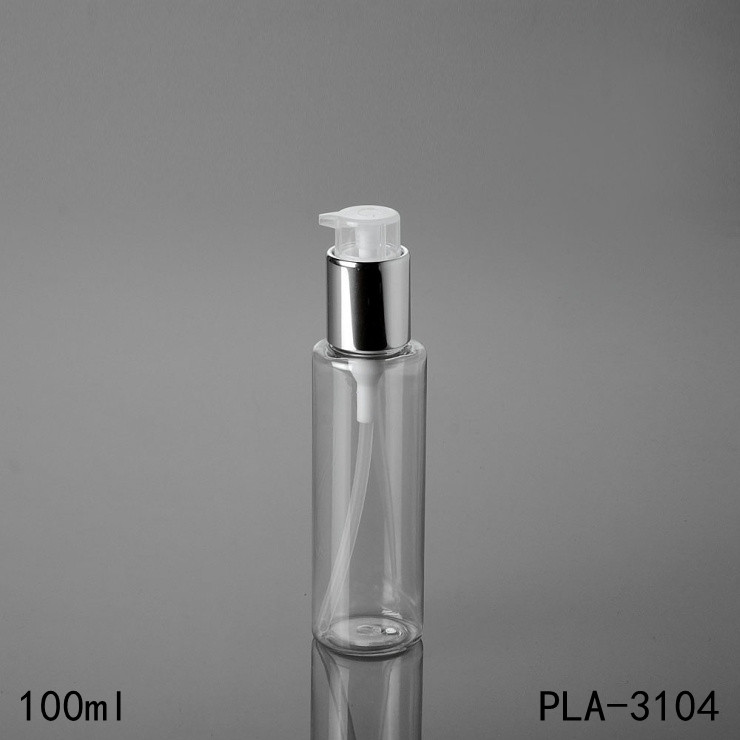 new products 100ml cosmetics packaging plastic container custom made