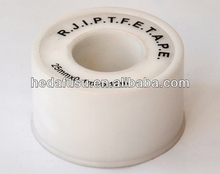 100% ptfe thread seal tape high quality for gas water oil pipe used