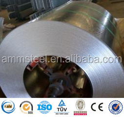 sheet metal coil standard width hot dipped galvalnized steel coil