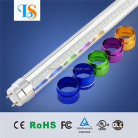(25pcs/lot)energy saving LED tube lighting item 1200mm 18w t8 light tube,deliver on time no courier fee freight blue outdoor led