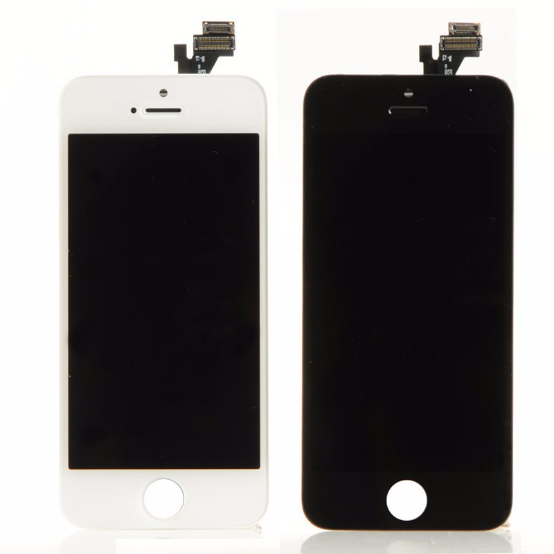 Mobile phone Replacement Parts LongTeng Quality For iphone 5 Lcd Display with Touch Digitizer Full Assembly