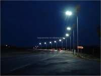Solar outdoor Lamp LED highway road lights and 30w solar street lights