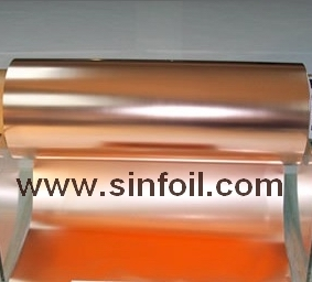 8 micron 0.008mm Thickness Copper Foil