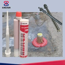 chemical anchor epoxy injection adhesive for solar panel