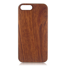 Smart phones accessories, high quality 5.5-inch PC end rosewood back cover for iPhone 6 6Plus