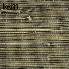 Greenland Wallcovering Grass Weave Wallcoverings Grasscloth hand made Wallpaper textured natural wallcoverings