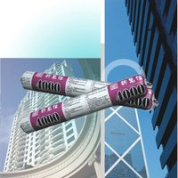 Structural Glazing Silicone Sealant high modulus