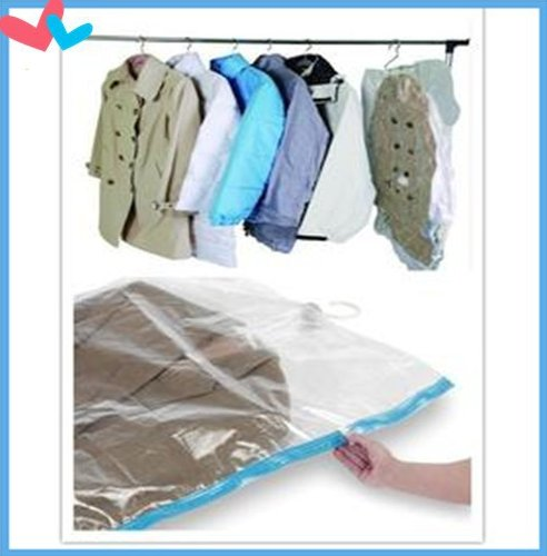 New Product Vacuum Storage Bag As seen tv With Hook