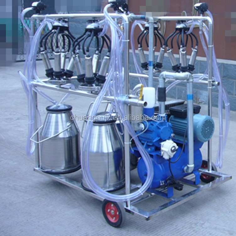 Four Bucket Automatic Milking Machine Price in india