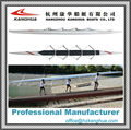 4x scull boat / Coxed pair carbon Rowing scull