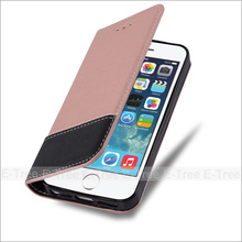 Premium Wallet Flip Back Phone Case Cover With Card Slots For Apple Iphone 5