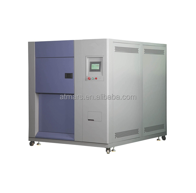 Programmable precision stainless steel Combination 3 zones thermal shock test chamber
