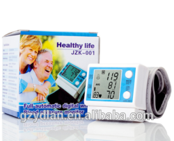 new digital wrist blood pressure monitor