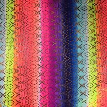 China Suppliers Wholesale Jacquard Knitting Polyester Spandex Fabric