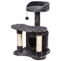 2018 New design toy scratch post cat tree