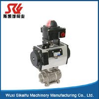 quality first high quality stainless steel ss316 3pc ball valve hot new products
