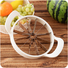Kitchen tool Fruit stainless steel peeler apple pear slicer wholesale watermelon slicer corer