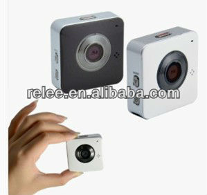 2013 new! The world smallest 720P Amba A7car with camera