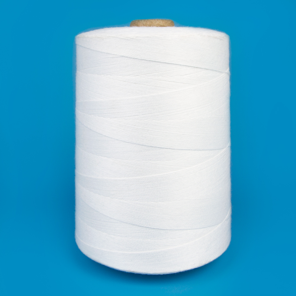 Yizheng fiber Eco friendly 100 spun polyester yarn for Bag Closing