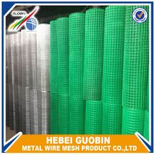 2016 High Quality Heavy Gauge PVC Coated galvanized welded wire mesh weight