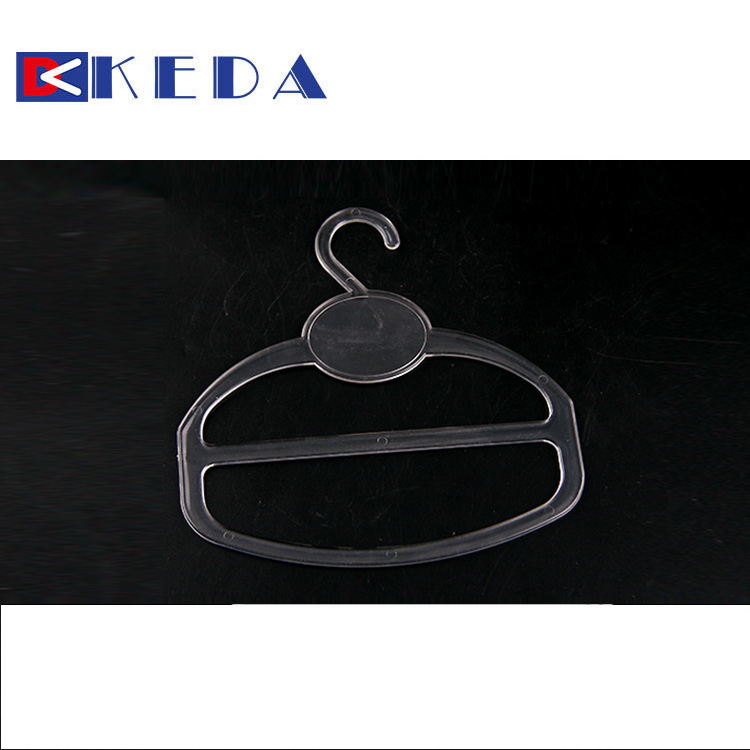 Factory price best selling plastic hanger for pets clothes dogs cats