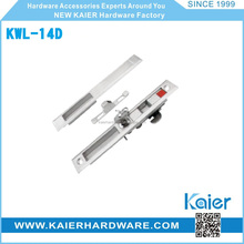 Aluminum accessories sliding window lock with keys KWL-14D